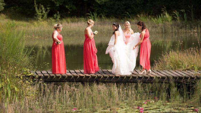 Hochzeitsfotografie von Michael Barg in Binsfeld